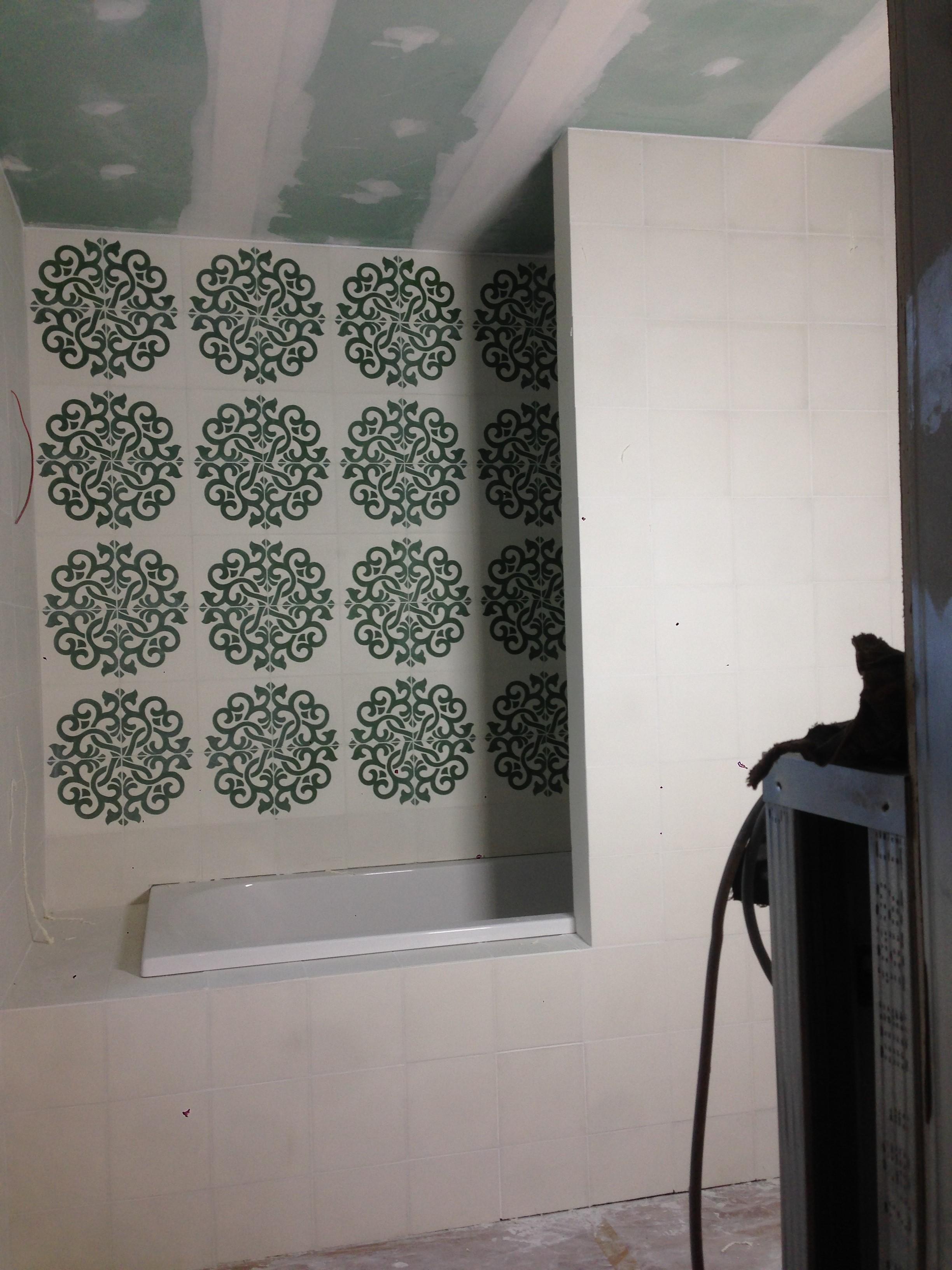 Rénovation salle de bain impasse Macort » Equarri